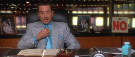 Casino – De Niro's Light Blue Plaid Suit