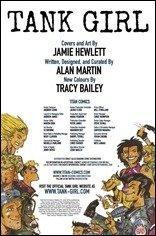 Preview: Tank Girl Full Color Classics 1988-1989 #1 by Martin & Hewlett (Titan)