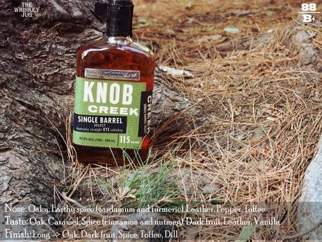 Knob Creek Rye Single Barrel Review