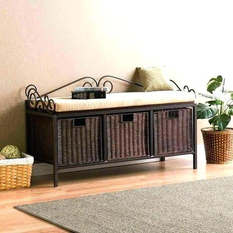 Delicieux Living Room Storage Bench Seat