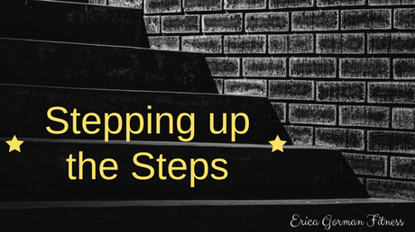 Stepping up the Steps