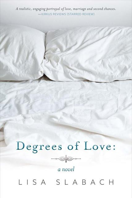 BOOK UNDER THE SPOTLIGHT: DEGREES OF LOVE BY LISA SLABACH