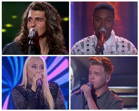 4 Christians In Top 7 Of American Idol Reboot