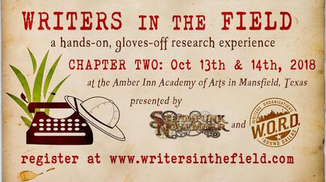 WRITERS IN THE FIELD: CONTRIBUTED ARTICLE FROM THE W.O.R.D.(Upcoming Writing Conference)