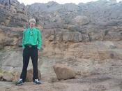 Backpacking Saudi Arabia: Mashar National Park Tawarun