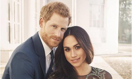 Harry & Meghan No Royal Appearances Until Their Wedding Day