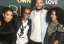 Kirk and Tammy Franklin Black Love Doc Panel Discussion In Dallas