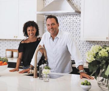 Tamera Mowry Housley  Renovate Napa Valley Home In HGTV Special