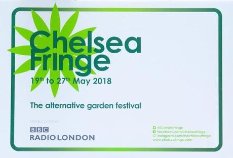 The Chelsea Fringe 2018