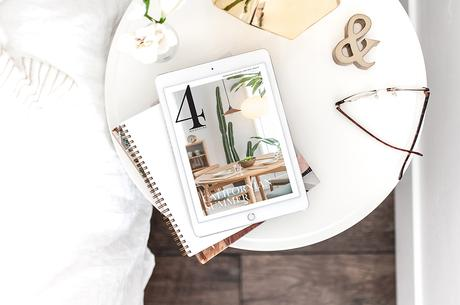 Victoria Jackson - 4 Magazine- interior design