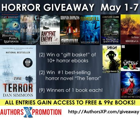 Appetizer Train Wreck, Book Giveaways, Steals and Deals