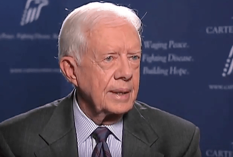 President Jimmy Carter To Speak At Liberty University Commencement