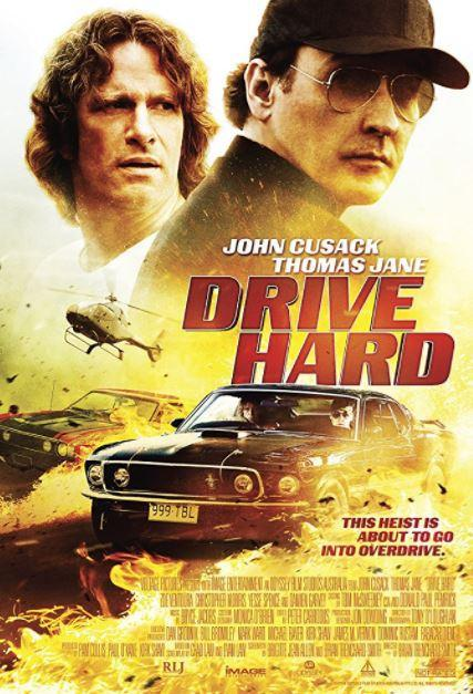 ABC Film Challenge – Action – D – Drive Hard (2014)
