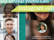 Monitor Upcoming WhatsApp Instagram Group Video Call with