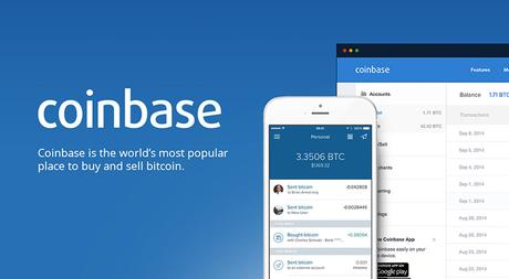 Coinbase cryptocurrency trading platform