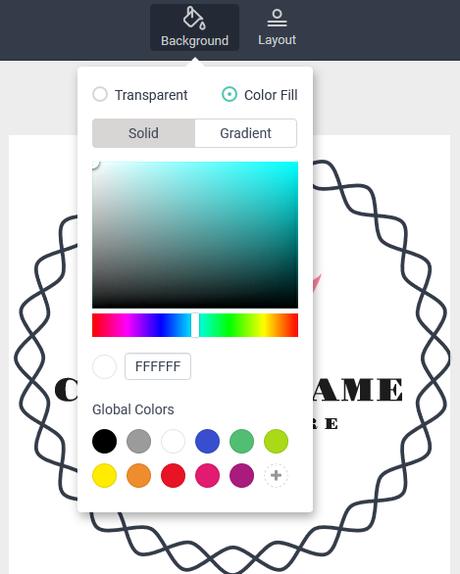 online free logo making website