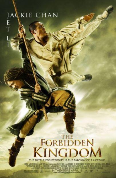 ABC Film Challenge – Action Movies – F – The Forbidden Kingdom (2008)