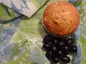 Muffins Raisins Grapes Uvas مافن بالعنب