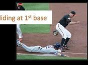 Sliding First Base