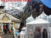 Reach Chardham Yatra Char Dham Route