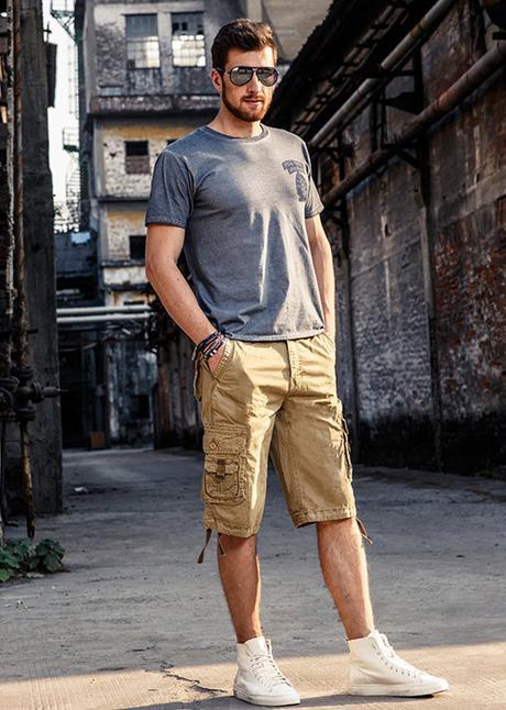 mens cargo shorts 2018