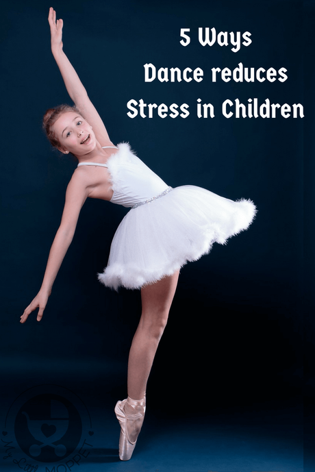 Children experience stress too, and need help to tackle it. Dance is a proven stress-buster - check out the different Ways Dance Reduces Stress in Children.
