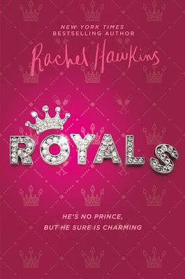 Blog Tour: Royals by Rachel Hawkins