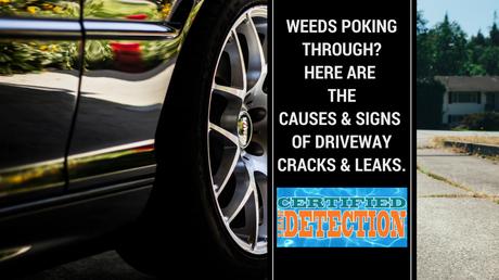 Driveway Leaks, Concrete Slab Leaks, Orlando Water leak Detection, Orlando Driveway leak Detection