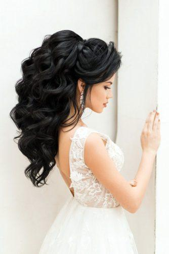 30 Awesome Wedding Hair Half Up Ideas Paperblog
