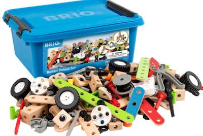 BRIO Builder Deluxe Set Review
