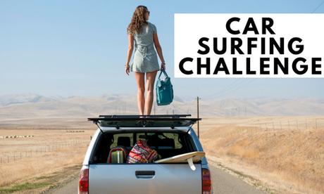 car surfing challenge