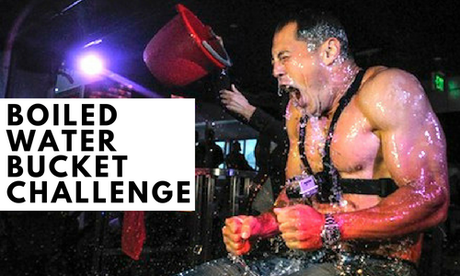boiled water challenge