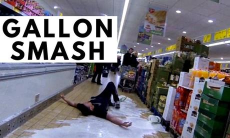 gallon smash challenge