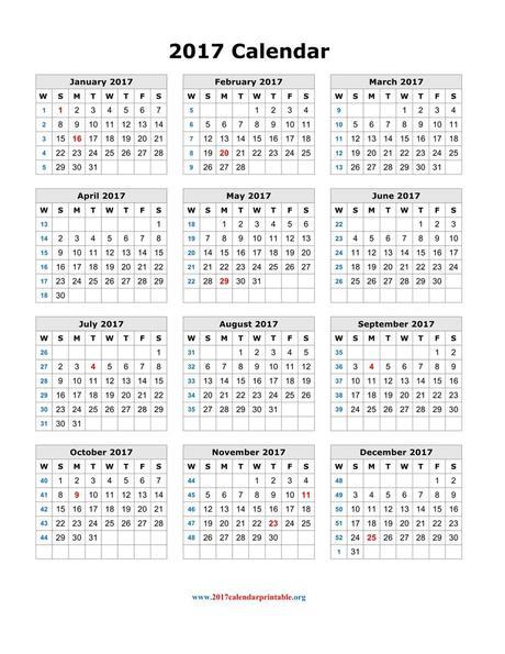 327 Best 2017 Calendar Images On Calendar Template