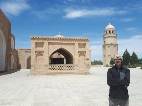 Backpacking in Turkmenistan: Touring Merv, The UNESCO City of 5 Cities
