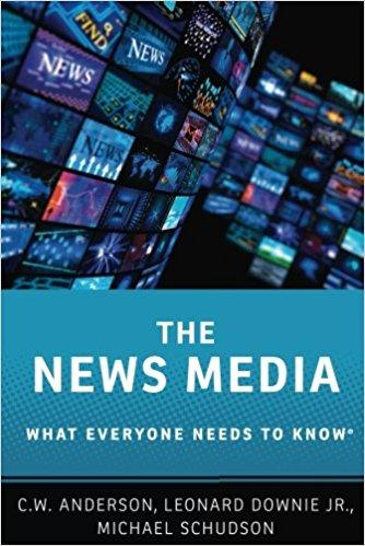 Introductory Journalism Textbooks from the Top 5 Undergraduate Journalism Programs