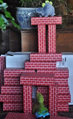 Origami Building Blocks