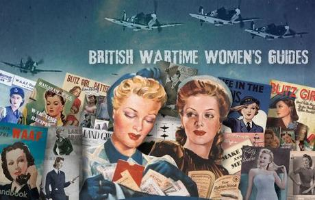 1940s British Wartime Womens Guide Pack