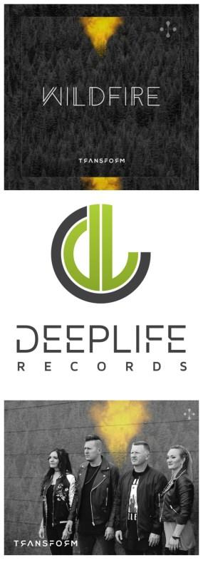 "Pop-EDM group Transform, ""Wildfire"" single"