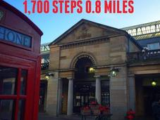 #10KSteps Rough Guide Step Counts #LondonWalks Tours