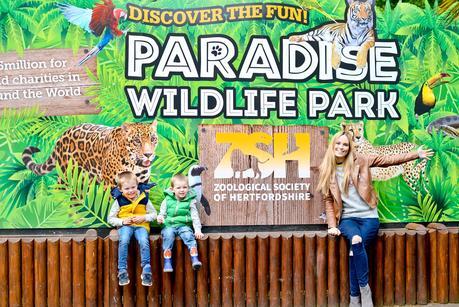paradise wildlife park, paradise wildlife park review,