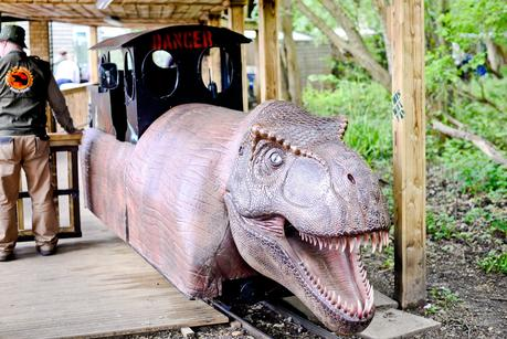 rex express, dinosaur train, world of dinosaurs paradise wildlife park, paradise wildlife park,
