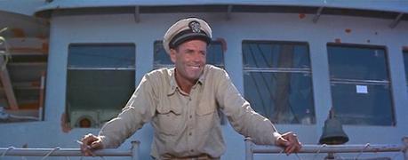 Henry Fonda as Mister Roberts
