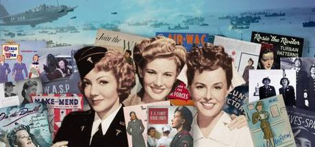1940s wartime women guides