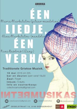 This weekend in Antwerp: 18th, 19th & 20th May