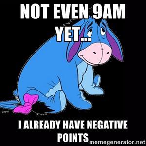 negative coping skills