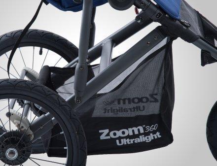 Joovy zoom 360 storage