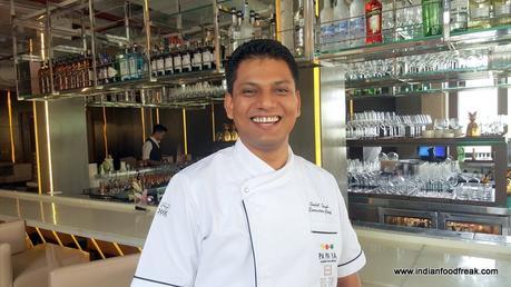 Chef Sahil Singh