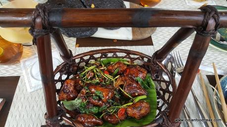 Bo Tai, Qutub, New Delhi: Arousing All Senses