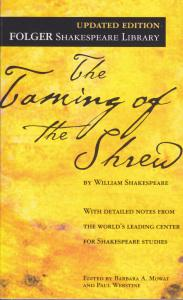Taming Shakespeare